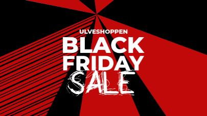 Black Friday i Ulveshoppen